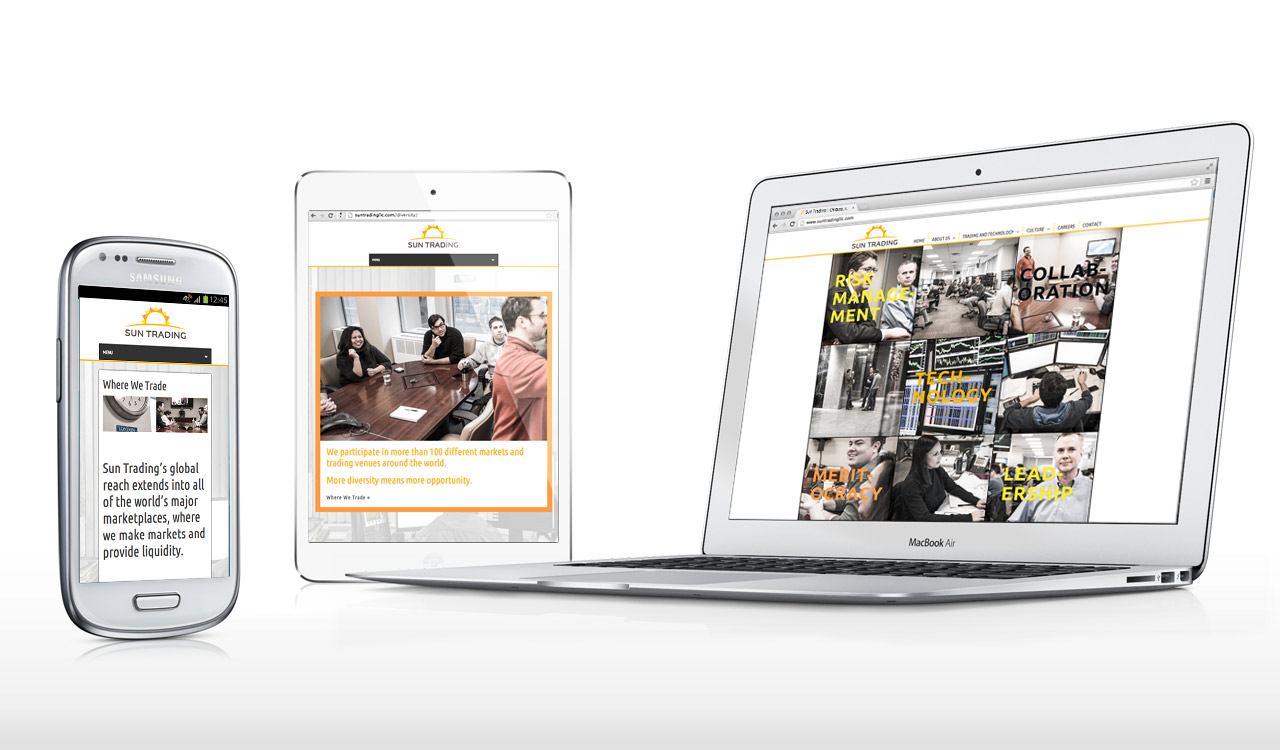 Prop Trading Firm Site & Re-brand - Street DogStreet Dog